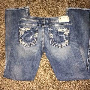 Silver Jeans Jeans - Women's Silver Jeans